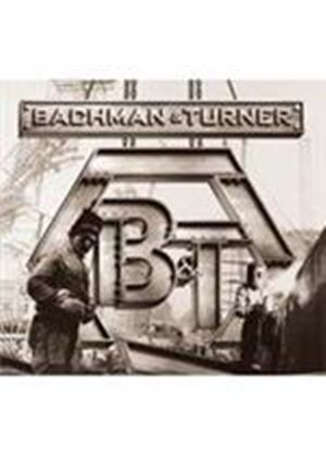 Bachman & Turner - Bachman And Turner (Music CD)