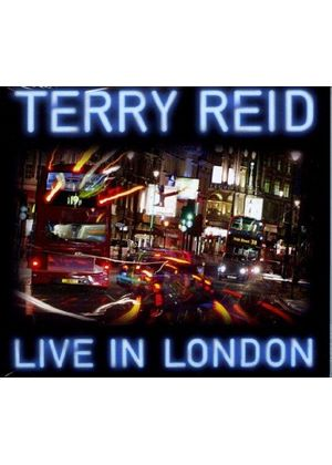 Terry Reid - Live in London (Live Recording) (Music CD)