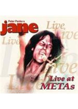 Jane - Live At Metas (Music CD)