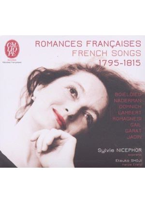Romances Française - French Songs, 1795-1815 (Music CD)