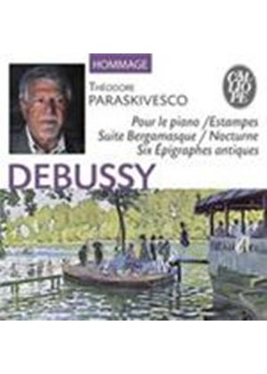 Debussy: Piano Works (Music CD)