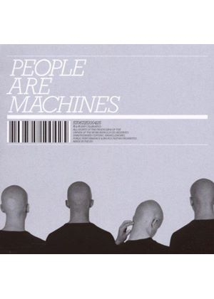 People Are Machines - People Are Machines (Music CD)
