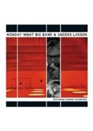 Monday Night Big Band & Anders Larson - Featuring Gerard Presencer (Music CD)