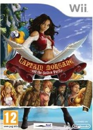 Captain Morgane and the Golden Turtle  (Wii)