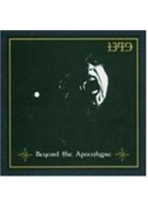 1349 - Beyond The Apocalypse (Music Cd)