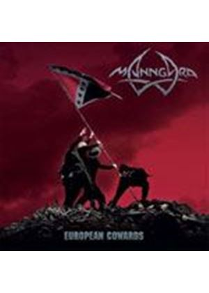 Manngard - European Cowards (Music CD)