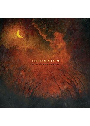 Insomnium - Above The Weeping World (Music Cd)