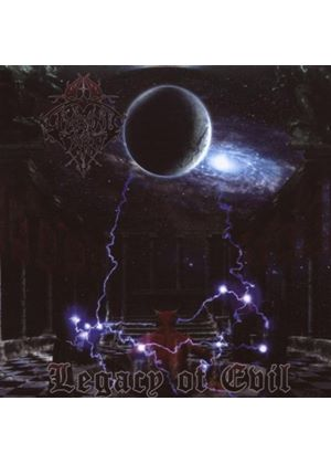 Limbonic Art - A Legacy Of Evil (Music CD)
