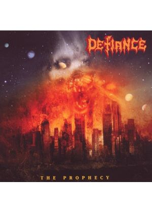 Defiance - The Prophecy (Music CD)