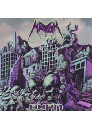 Havok - Burn (Music CD)