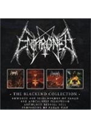 Enthroned - The Blackend Collection (Music CD)