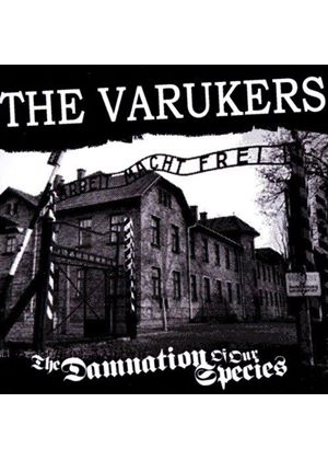 Varukers - Damnation of Our Species (Music CD)