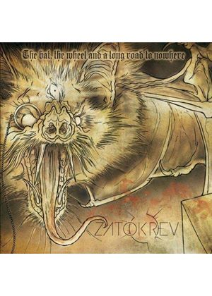 Zatokrev - The Bat The Wheel And A Long Road To Nowhere (Music CD)