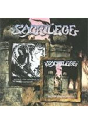 Sacrilege - Within The Prophecy/Behind The Realms Of Madness (Music CD)
