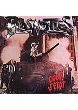 Plasmatics - Coup Dtat (Music CD)