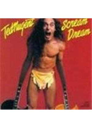 Ted Nugent - Scream Dream (Music Cd)