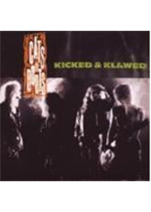 Cats In Boots - Kicked And Klawed (Music CD)
