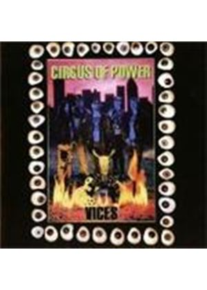 Circus Of Power - Vices (Music CD)