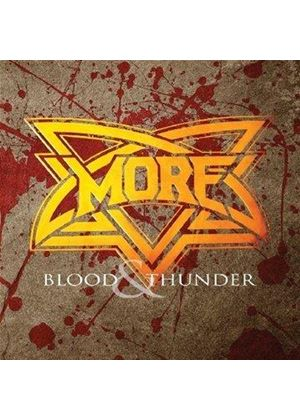 More - Blood & Thunder (Music CD)