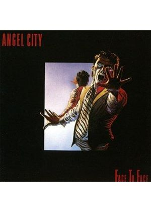 Angel City - Face To Face (Music CD)