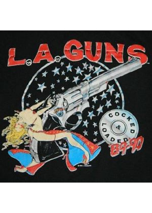 L.A. Guns - Cocked & Loaded (Music CD)