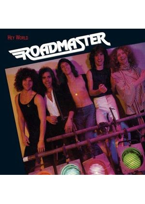 Roadmaster - Hey World (Music CD)