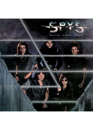 Spys - Behind Enemy Lines (Music CD)
