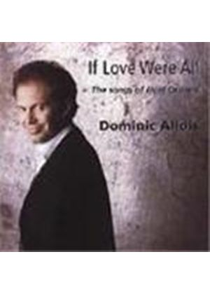 Dominic Alldis - If Love Were All (The Songs Of Noel Coward)