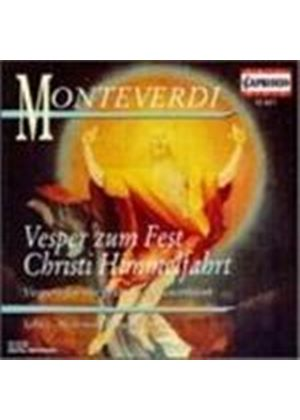 Claudio Monteverdi - Vespers For Ascension (Arman, Schutz Academy)