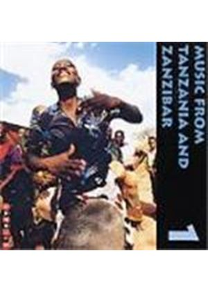 Various Artists - Tanzania - Music From Tanzania And Zanzibar Vol.1