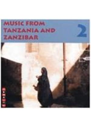 Various Artists - Tanzania - Music From Tanzania And Zanzibar Vol.2