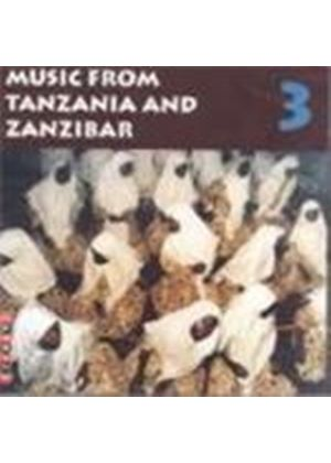 Various Artists - Tanzania - Music From Tanzania And Zanzibar Vol.3