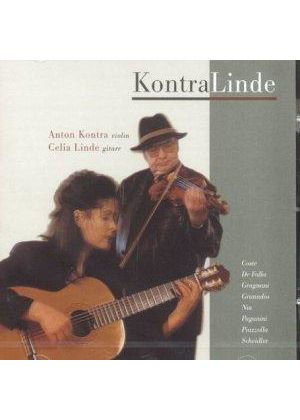 KontraLinde: Works for Violin and Guitar