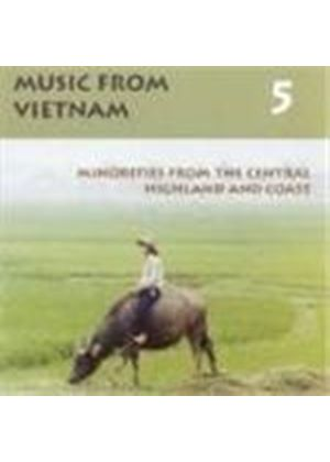Various Artists - Vietnam - Music From Vietnam Vol.5