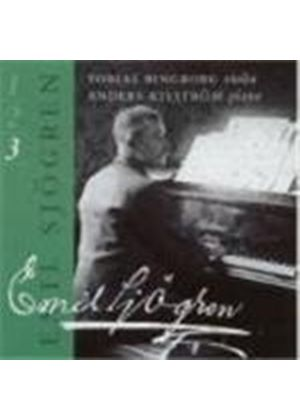 Sjögren: Complete Works for Violin and Piano, Vol 3