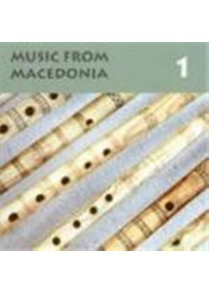 Various Artists - Macedonia - Music From Macedonia Vol.1