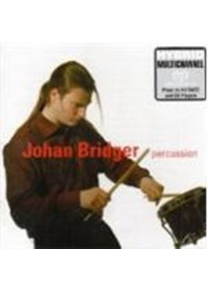 Johan Bridger - Percussion [SACD]