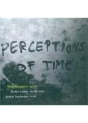 VARIOUS COMPOSERS - Perceptions Of Time - Guitar/Double Bass