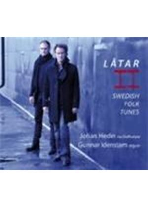 Johan Hedin & Gunnar Idenstam - Latar - Swedish Folk Tunes Vol.2 (Music CD)