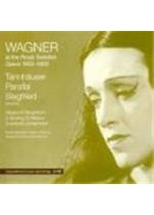 Wagner at the Royal Swedish Opera 1955-59