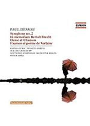 Dessau: Symphony No 2 (Music CD)