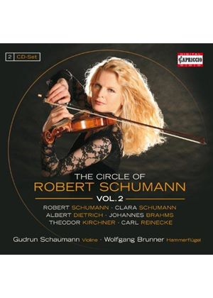 Circle of Robert Schumann, Vol. 2 (Music CD)