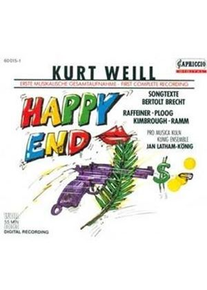 Kurt Weill - Happy End (Latham-Konig, Pro Musica Koln Konig Ensemble)