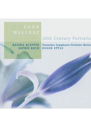 WELLESZ - 20TH CENTURY PORTRAITS