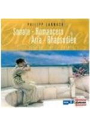 Jarnach: Violin and Piano Works