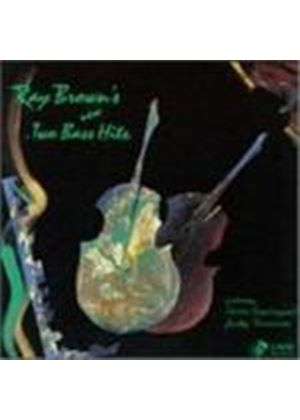 Ray Brown - Two Bass Hits [European Import]