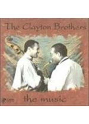 Clayton Brothers - The Music [European Import]