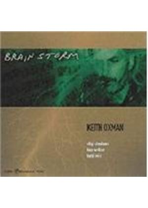 Keith Oxman - Brainstorm [European Import]