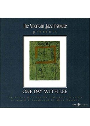 Lee Konitz/Mark Masters - One Day With Lee [European Import]