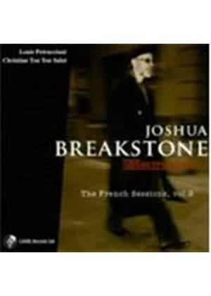 JOSHUA BREAKSTONE - Memoire [European Import]
